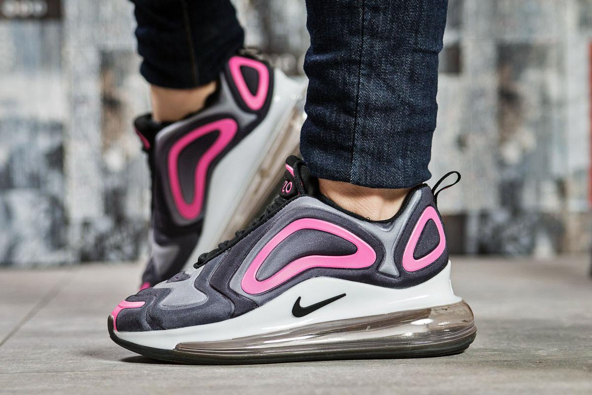 Кроссовки женские спортивные Найк Nike Air 720, серые,кроссовки женские демисезонные повседневные nike