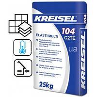 КЛЕЙ  KREISEL 104  клей для плитки 25 кг