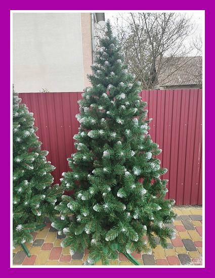 Новогодняя искуственная елка Снежная королева