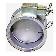 Клапан противопожарный КПУ-2 Æ 250