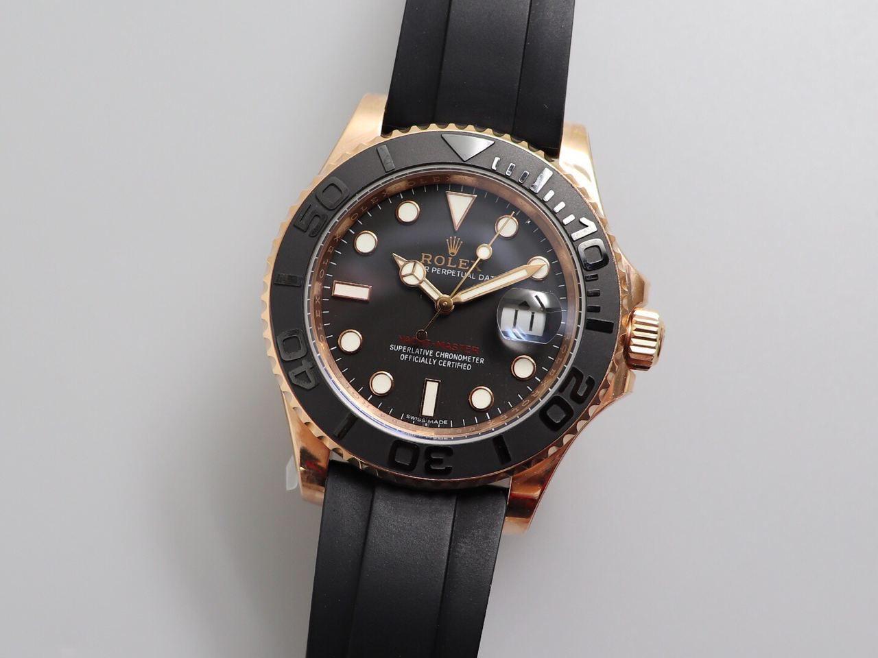 Часы Rolex Oyster Perpetual Yacht-Master 40 арт. 109-19