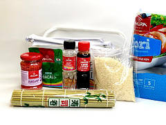 Товары для суши