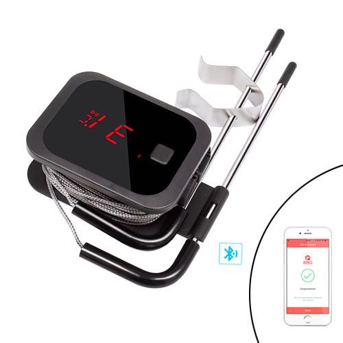 Термометр кулинарный Bluetooth для гриля INKBIRD IBT-2X +2 датчика