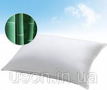 Подушка антиаллергенная Le Vele Bambu Nano  с хлопковым чехлом