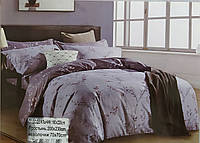 Комплект постельного белья двуспальный Комбинированный сатин-байка, фото 1