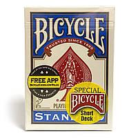 Карты для фокусов Bicycle Short Deck