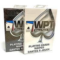 Покерные карты Bee WPT World Poker Tour