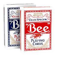 Покерные карты Bee No.92 (с пчелами на рубашке)