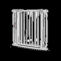 Защитный бортик до 105 см Lionelo TRUUS SLIM LED GREY