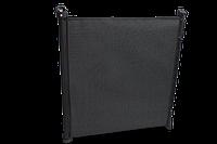 Защитный бортик до 140 см Lionelo TULIA BLACK с гарантией 60 месяцев