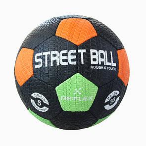 М'яч футбольний Reflex Street Ball