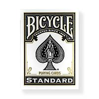 Покерные карты Bicycle Standard Чёрные