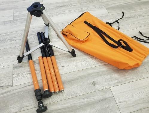 ♕ПОСИЛЕНА♕Розпірна штанга штатив Firecore для лазерного рівня 3.7 м ✔ ↘↘↘краще Bosch TT 320↘↘↘