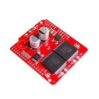Модуль Драйвер двигателя DUAL VNH2SP30 30A 20кГц ШИМ