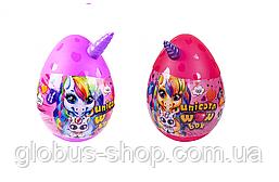 Яйцо БОЛЬШОЕ  Unicorn Wow Box  - детский набор для творчества