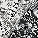 Комплект Жаккардовых Штор в детскую MacroHorizon Испания ГОРОДКИЕ НОВОСТИ, фото 2