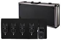 Набор электронных сигнализаторов поклевки EOS С-9004, 4+1
