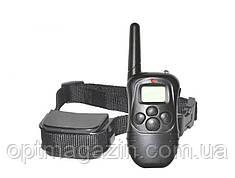 Електронашийник електричний нашийник для собак HLV 0748 Black, фото 2