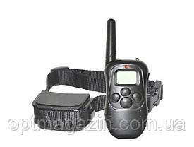 Электроошейник электрический ошейник для собак HLV 0748 Black
