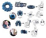 Универсальная подушка-трансформер Total Pillow, фото 2