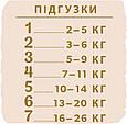 Підгузки Libero Touch 3 (4-8кг), 50шт, фото 3