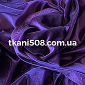 Бархат ткань -Фиолетовый