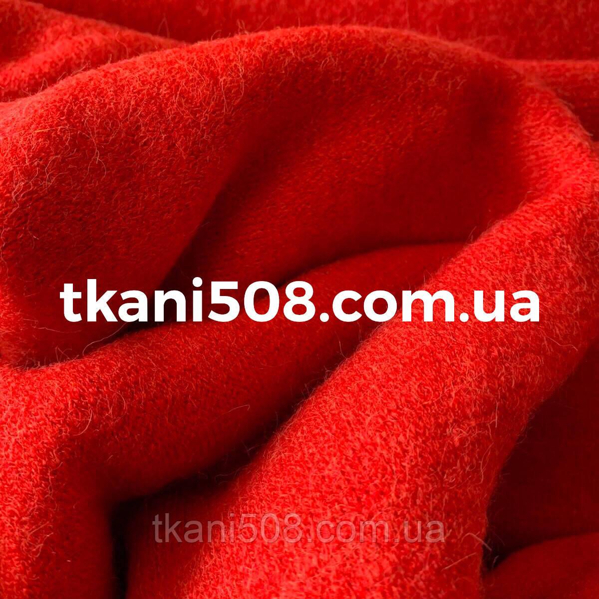 Ангора однотонная-Арктика (красный)