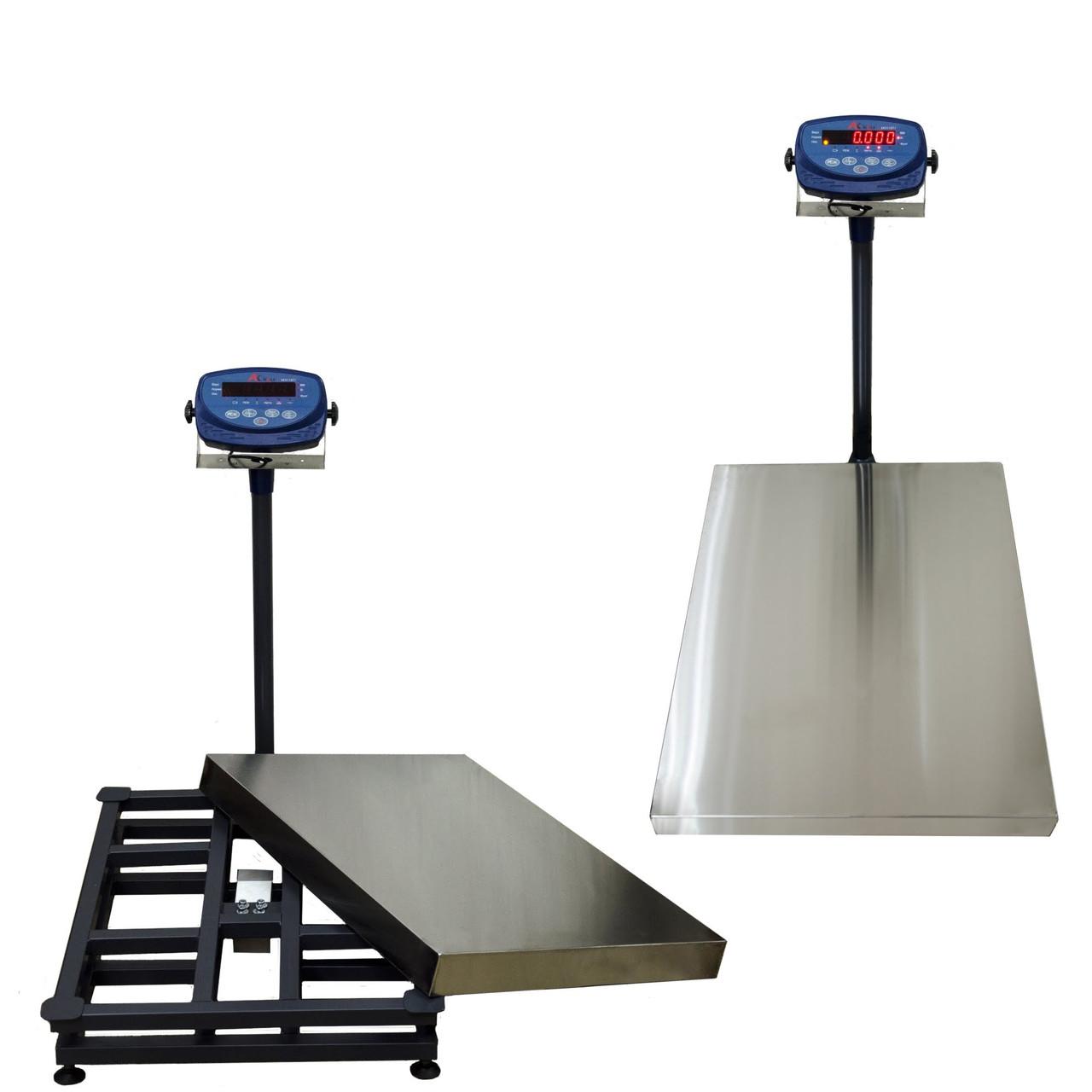 Товарные весы с поверкой РС150 400×500 мм