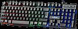 Клавиатура проводная Defender Mayhem GK-360DL USB RGB (45360), фото 4