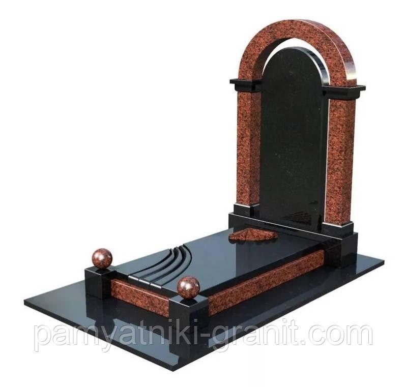 Гранитный памятник(Образец 0101)