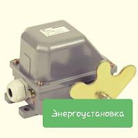 Выключатель концевой КУ-704 У1 W- образный рычаг 10А IP44 2 эл. цепи IEK