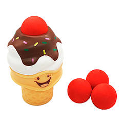Игровой набор Стреляющая фигурка Мороженое Squeeze Popper (55637)