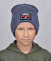 Детская шапка на флисе  BRAWL STARS