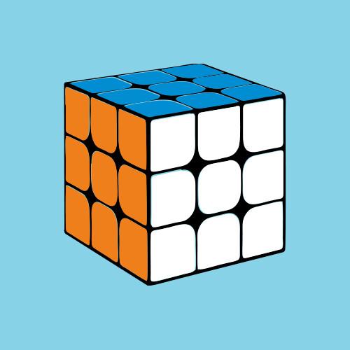 Кубики Рубика 3x3