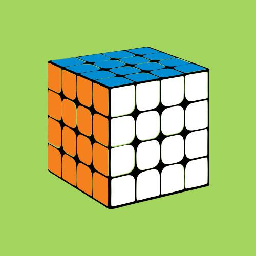 Кубики Рубика 4x4