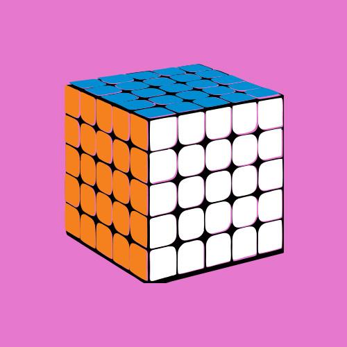 Кубики Рубика 5x5