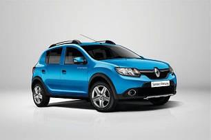 Renault Sandero Stepway 2 2013-