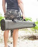 Двойной тубус для удилищ fisher 150 см * 80 мм, фото 2