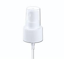 Кнопочный распылитель 24/410 белый (спрей, пульверизатор)
