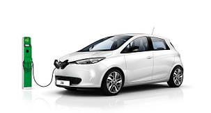 Renault Zoe 2013-