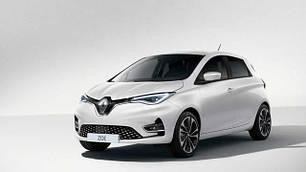 Renault Zoe 2019-