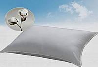 Подушка Le Vele Elite Cotton Nano  высокая с хлопковым чехлом