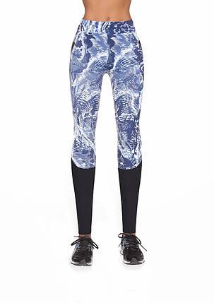 Спортивные женские легинсы BasBlack Trixi (original), лосины для бега, фитнеса, спортзала, фото 2