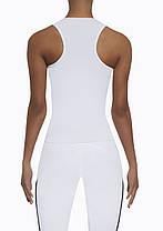 Спортивный женский топ BasBlack Imagin-top 50 (original), майка для бега, фитнеса, спортзала, фото 3