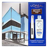 Набор L'Oréal Paris Architect False Lash (тушь для ресниц черная + мицеллярная вода L'Oréal Paris)