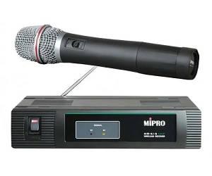 Радиосистема MiproMR515 / MH203a VHF 203.300 MHz с ручным микрофоном