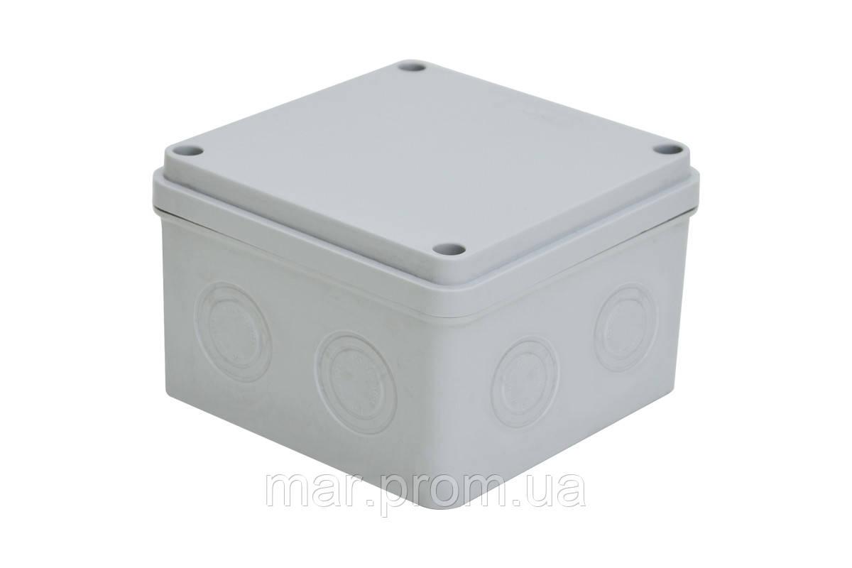 Коробка монтажная ABS 110х110х74, IP65
