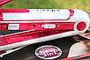 Выпрямитель Gemei GM-1958 мультистайлер для волос 3 в 1 | Тройная плойка утюжок щипцы для локонов гофре, фото 5