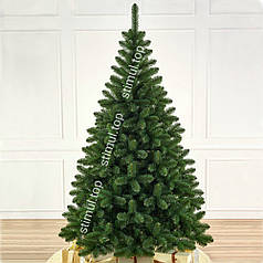"""Ель ПВХ """"Казка"""" 5.0 метров 🌲 Искусственная елка ПВХ 500 см 🌲 Ялинка штучна"""