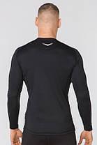 Спортивная мужская кофта Rough Radical Fury LS (original) дышащая с длинным рукавом, лонгслив, фото 3